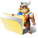 File Viking logo